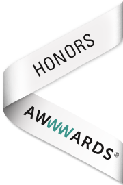 awwwards - mention honorable